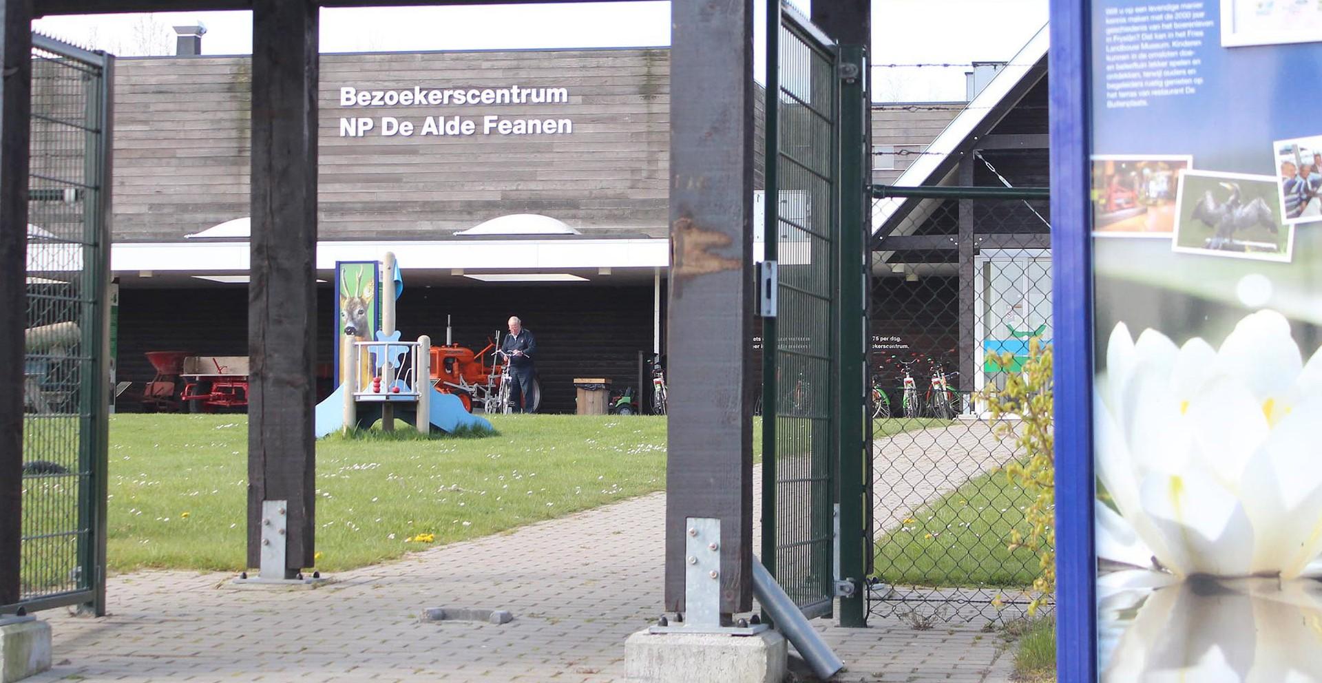bezoekerscentrum Nationaal Park de Alde Feanen