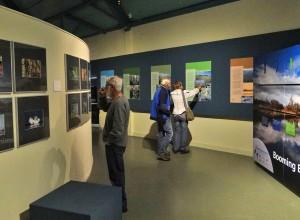 Expositie bezoekerscentrum Nationaal Park de Alde Feanen