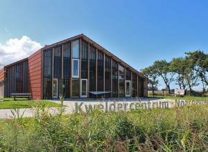 Bezoekerscentrum van Noard-Fryslân Bûtendyks van It Fryske Gea