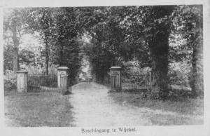 Boschingang Te Wijckel Tresoar