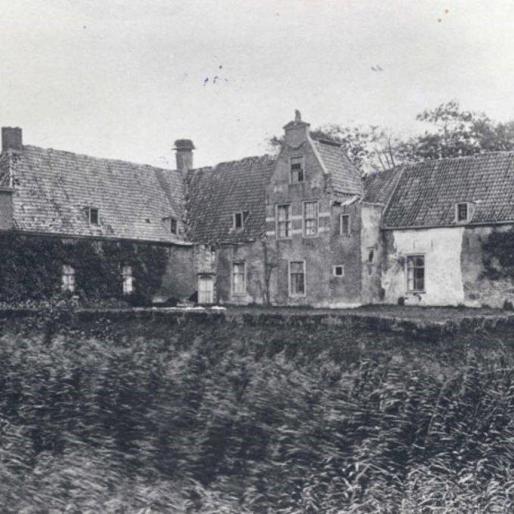 Martenastate vlak voor de afbraak in 1899
