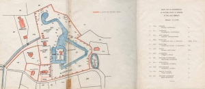 kaart stinzenflora 1944