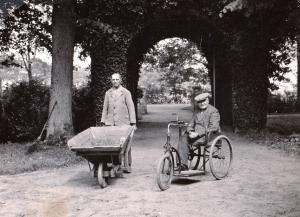 Kleis Piers van der Zee en Hylke Mulder 4 Juli 1936