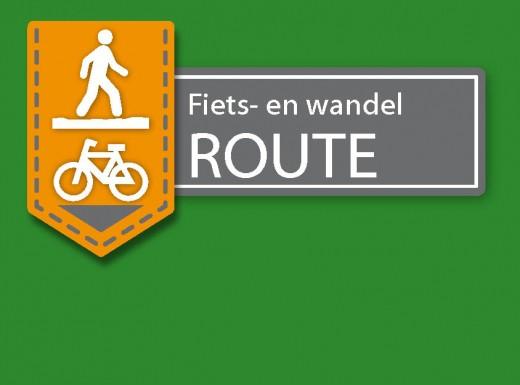 fietswandelroute