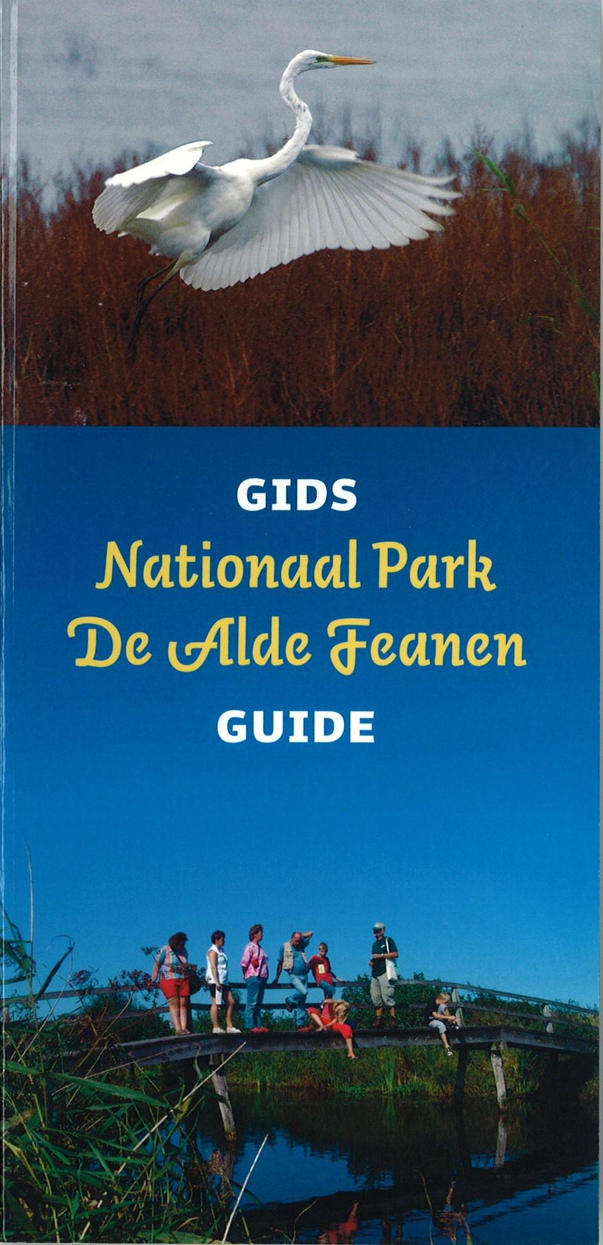 Gids Nationaal Park de Alde Feanen
