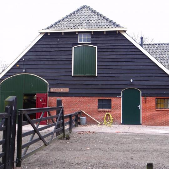 Schaapskooi in Bakkeveen