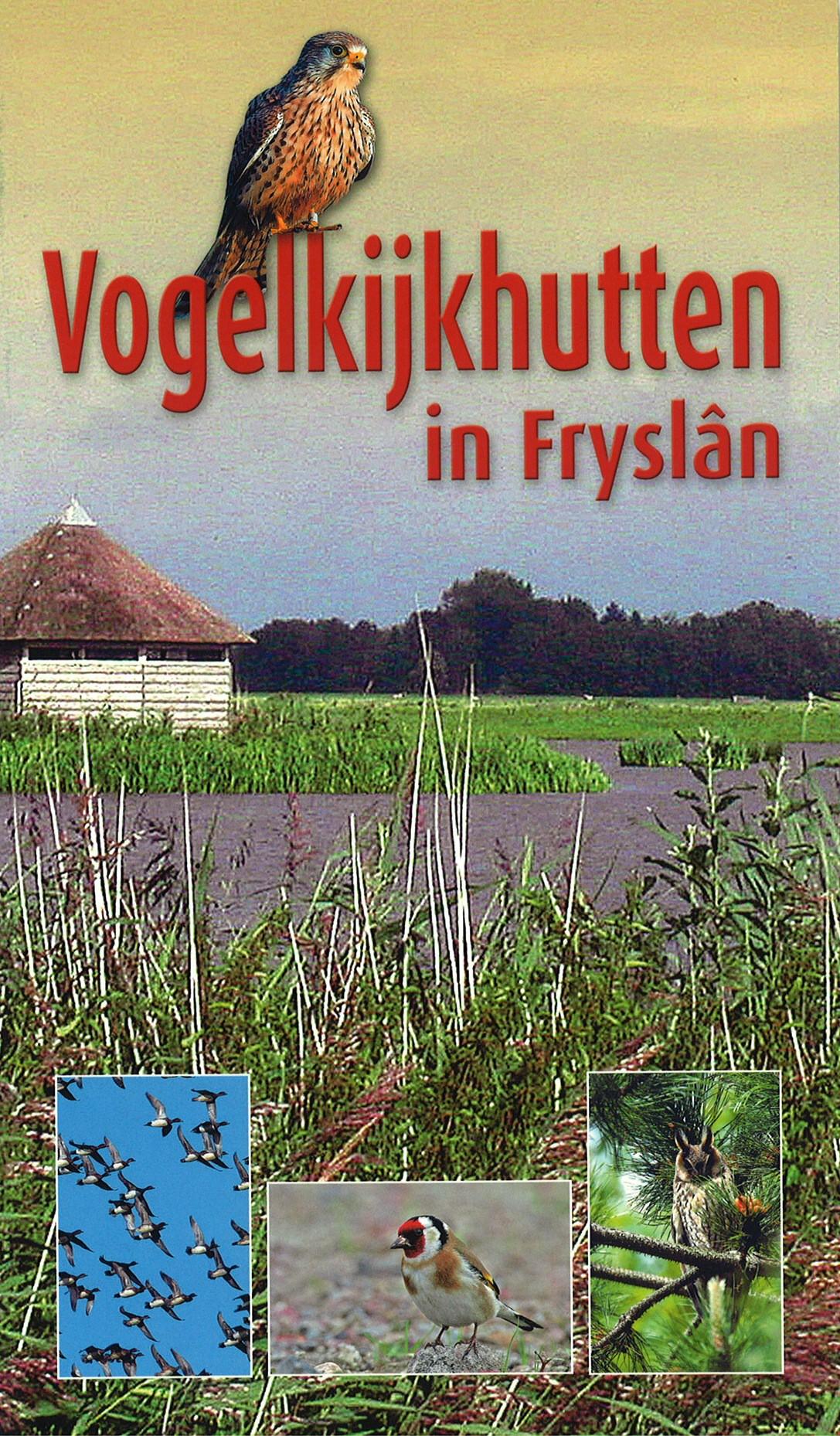 Vogelkijkhutten In Fryslân