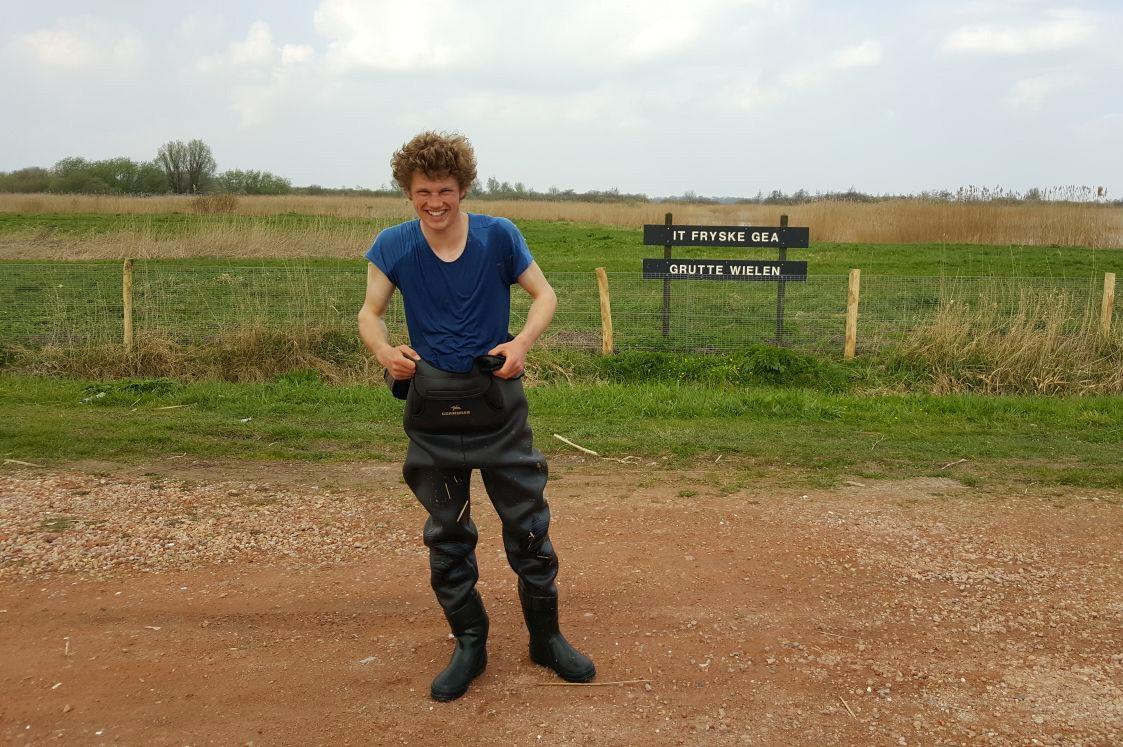 stagelopen bij It Fryske Gea