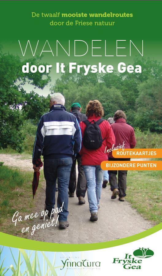 Wandelboekje It Fryske Gea