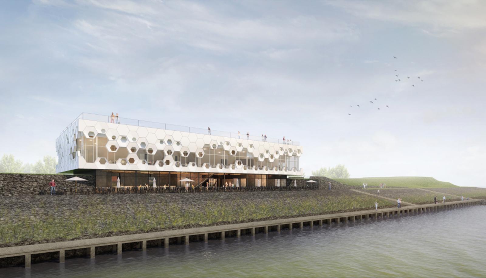 Afsluitdijk Wadden Center