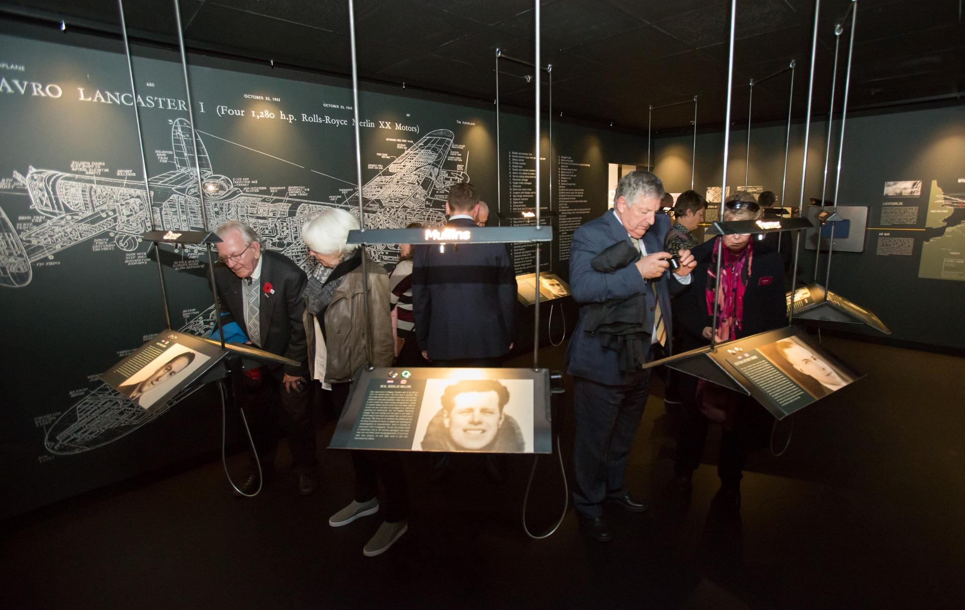 Beleef het verhaal van de oorlogslachtoffers tijdens hun laatste vlucht in WOII