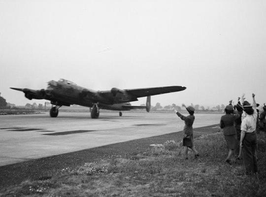 Lancaster WOII