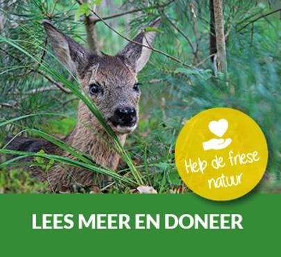 doneer voor de Friese natuur
