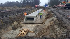 Nieuw natuuraquaduct in Easterskar