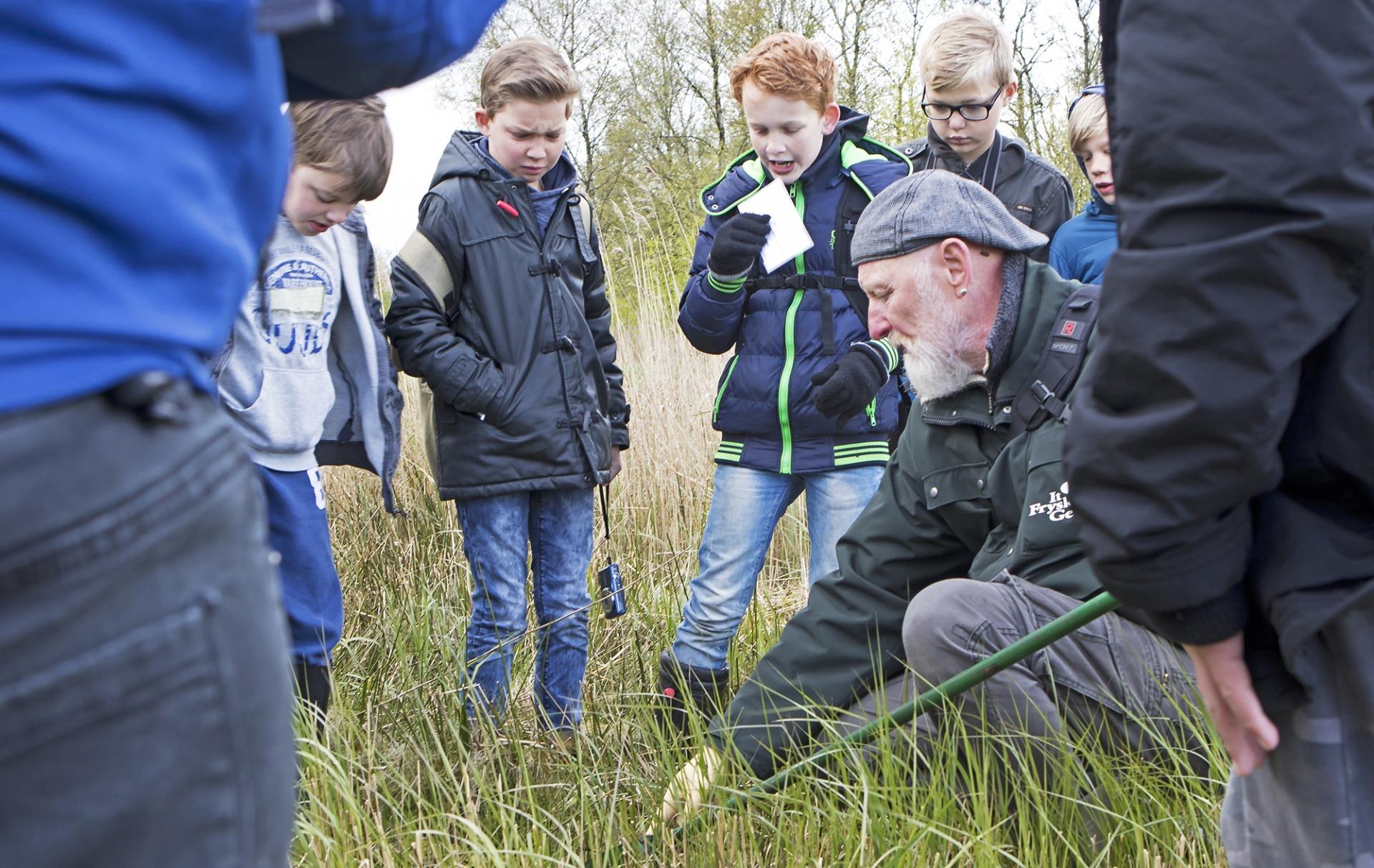 jeugdactiviteiten in It Fryske Gea