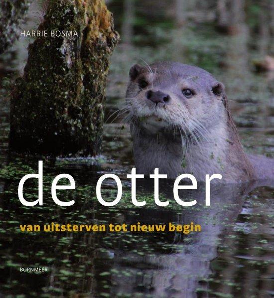 boek over de otter van Harrie Bosma