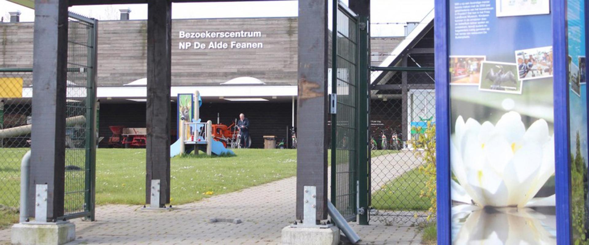 Bezoekerscentrum NPAF