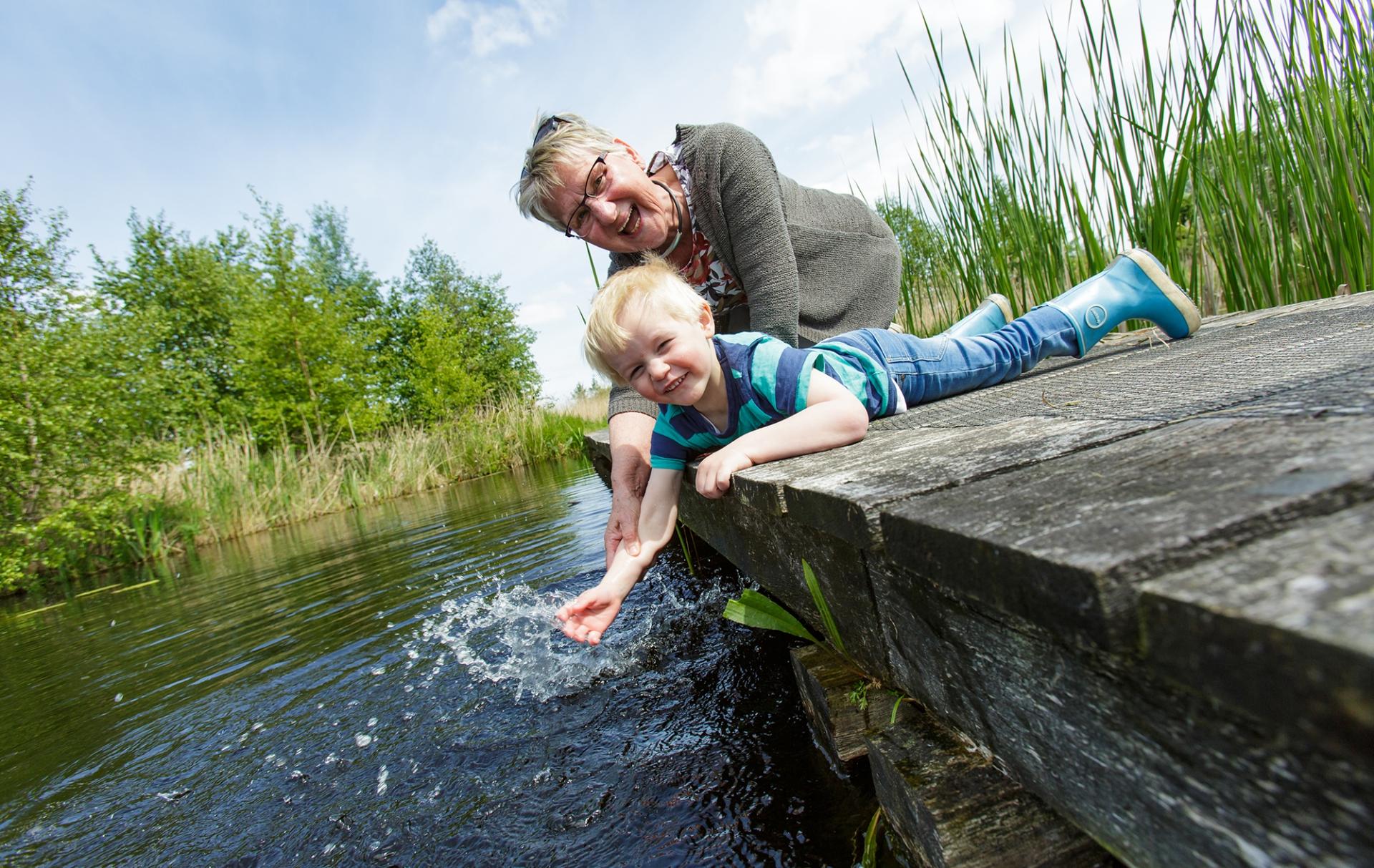 zomeractiviteiten in It Fryske Gea