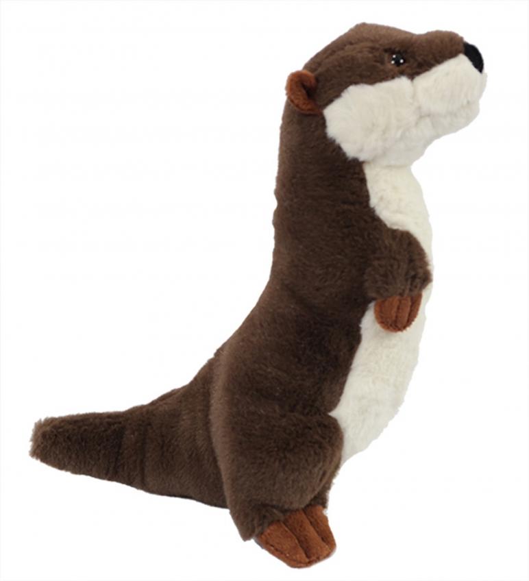 Otter knuffel staand