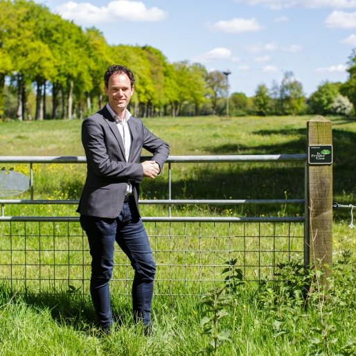 Chris Bakker It Fryske Gea